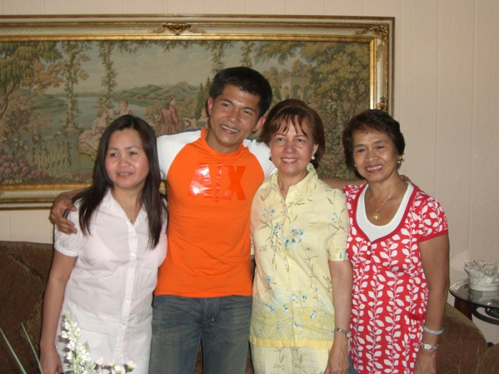 Rep. Chong w West Coast Navalians
