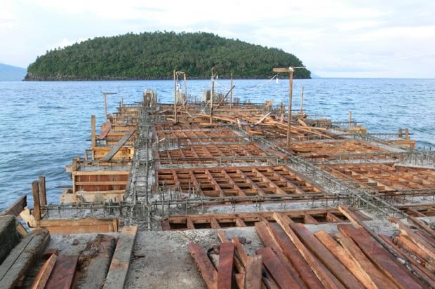 RoRo Port in Kawayan