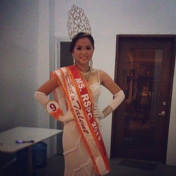 Miss Rosie Marie Ang