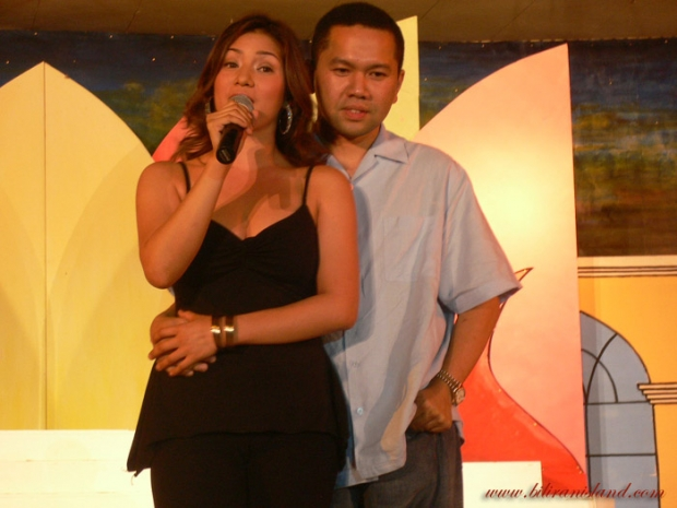 ANNA LEAH with Hon. Gerry Boy Espina Jr.