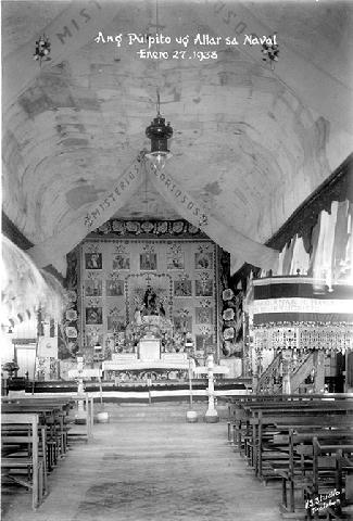 Naval Church in 1938