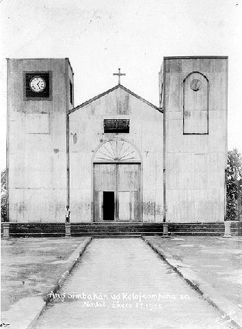 Naval Old Church