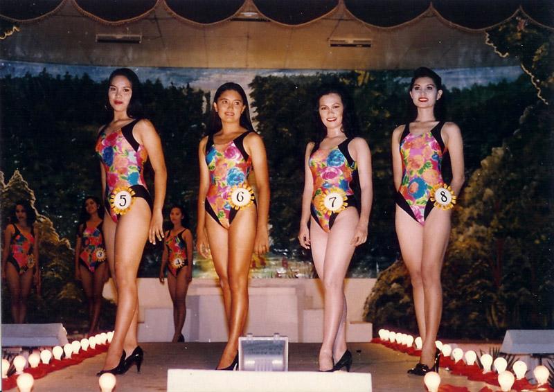 Miss Biliran Tourism 1996