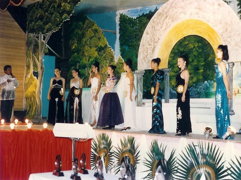 Ms Biliran Tourism 1996