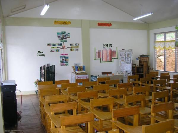 New classroom - Biliran NAHS