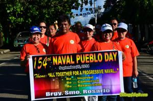Smo. Rosario Barangay Officials