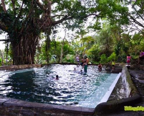 San Bernardo Swimming Pool in Manlabang, Caibiran, Biliran Province.