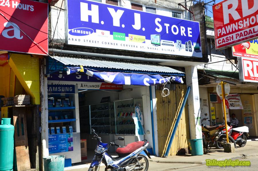 H. Y. J. Store