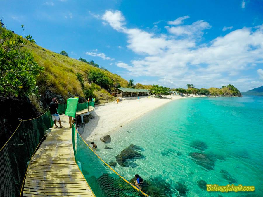 Stunning Sambawan Island. Photo by Penny Lloyd Batoto