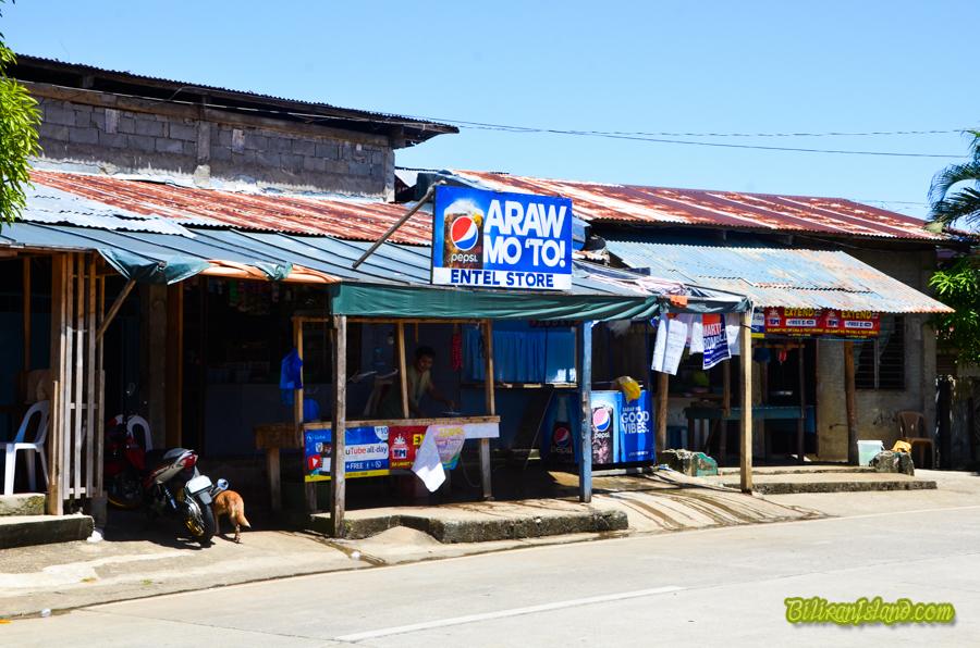 Entel Store in Culaba