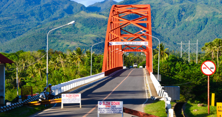 BILIRAN BRIDGE. Linking Geographies, peoples, cultures, tradition and modernity.