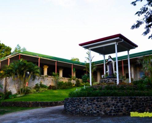 St. Clare Monastery in Catmon, Naval, Biliran.