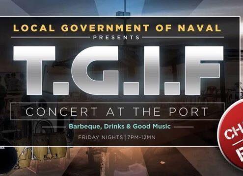 TGIF Concert Naval