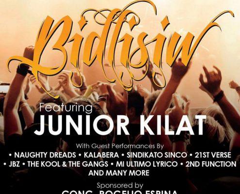 BIDLISIW - Ft. Junior Kilat