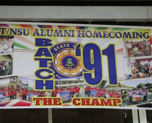 NHS/NIT/NSU ALUMNI HOMECOMING 2016 (Host batch: NIT BATCH 1991)