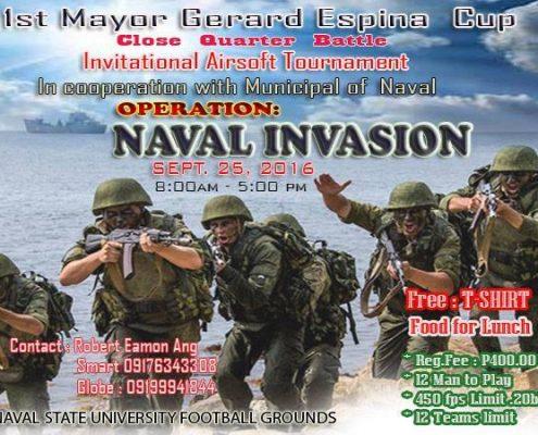 Naval Invasion 2016