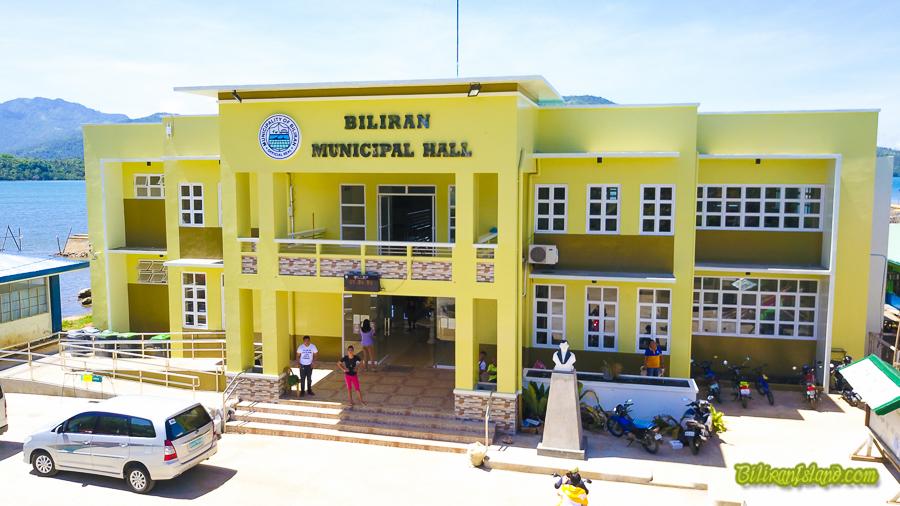 Biliran Municipal Hall. Photo by Jalmz