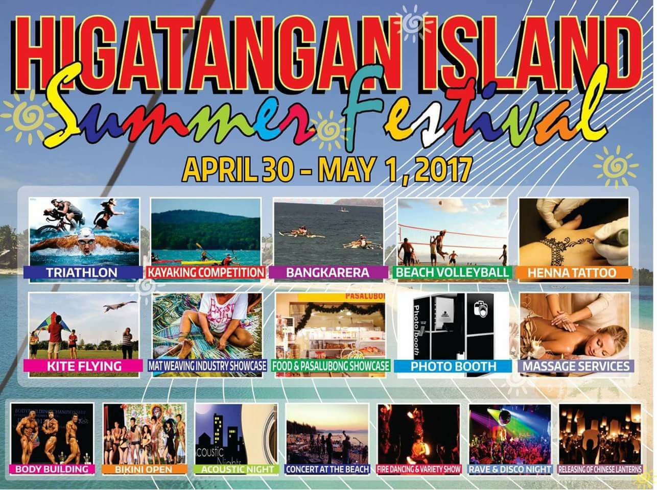 Higatagan Island Summer Festival