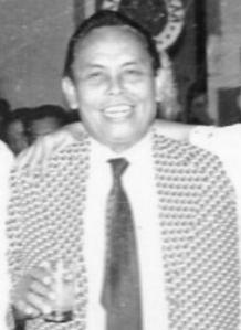 Hon. Teofilo D. Sabonsolin