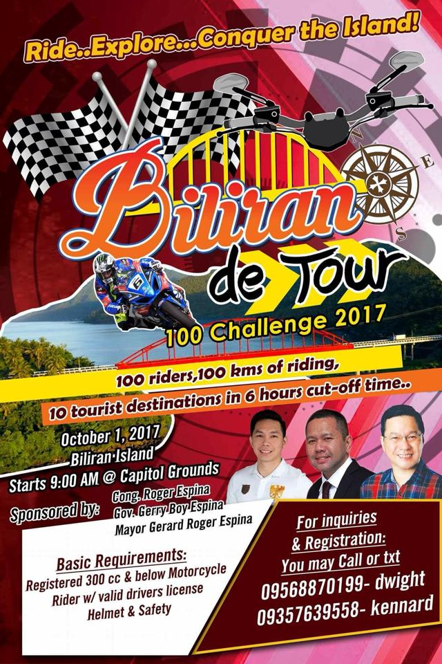 Biliran De Tour