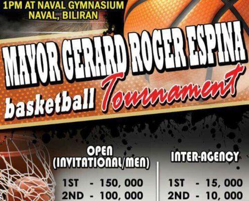 Mayor Gerard Espina Basketball Tournament