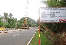 Widening of Looc Bridge in Almeria, Biliran starts construction