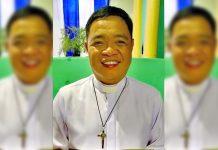 Bishop-elect Marvyn Maceda of San Jose de Antique