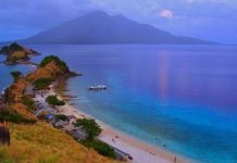 Sambawan Island in Maripipi, Biliran is being pitched as one of the new destinations for cruise tourists. (Department of Tourism photo)