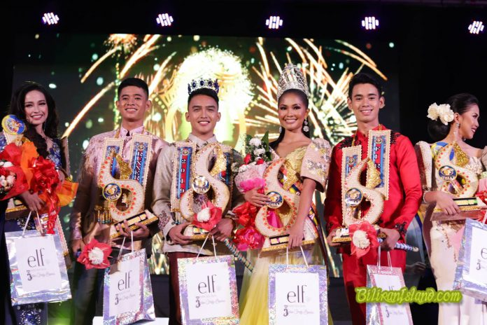 Mr. and Ms. SCUAA 2019 Winners