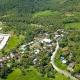 Aerial view of Brgy. Cabibihan, Caibiran, Biliran. Photo by Jalmz