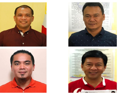 Aspiring candidates for Vice Governor of Biliran Province in the May 13, 2019 mid-term elections.