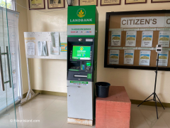 LandBank ATM at Biliran Municipal Hall